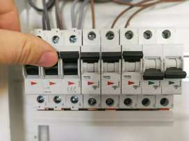 Om electrical and plumbing works