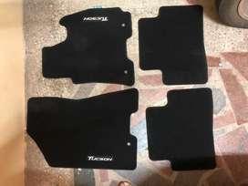 Hyundai Tucson and Creta original mats