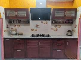 Interior Works and Modular Kitchen