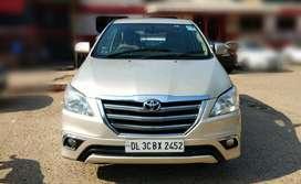 Toyota Innova 2.5 VX BS IV 7 STR, 2014, Diesel