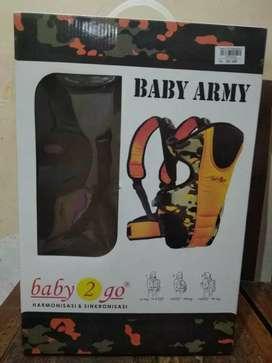 Gendongan bayi mulus