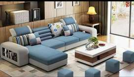 Latest Sofa set, Beds, Tables