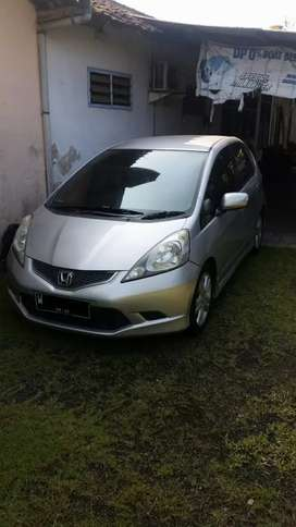 Jazz rs 2011 matic