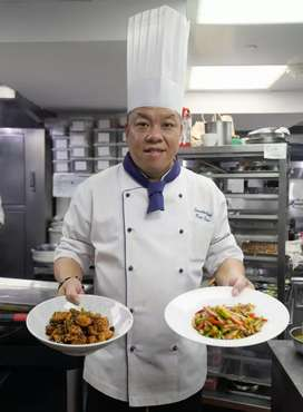 Wanted chef urgently Chinese and biryani master
