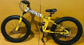 BRAND NEW FAT FOLDABLE CYCLE