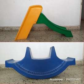 See Saw Rs. 1,800        Sliding Ladder Rs. 2500