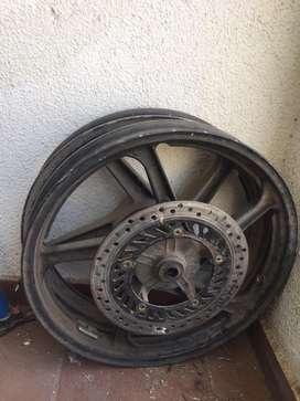 Alloy wheel - Karizma R