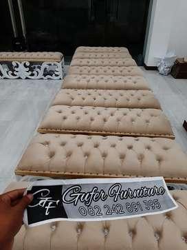 pengrajin kursi tamu sofa berbagai motif