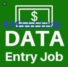 Urgent opportunity computer Operator for data entry
