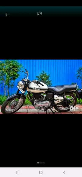 Royal Enfield first owner