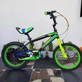 Sepeda anak merk turanza