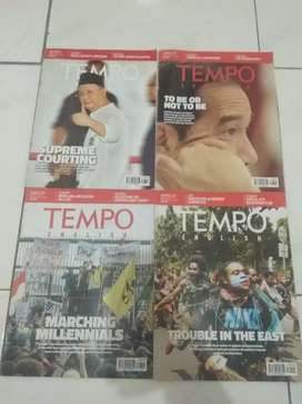 Majalah Tempo English