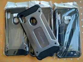 Case Xiaomi Redmi Note 7 dijual Satuan kondisi Baru Tough Armor