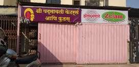 Shop(532 sqft) for sale at sihastha nagar,cidco