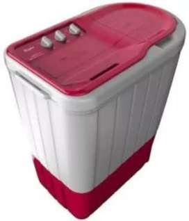 Whirlpool Semi Automatic - 6 KG Dry