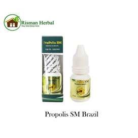 Propolis Brazil Original With Nano Technology Golden Propolis