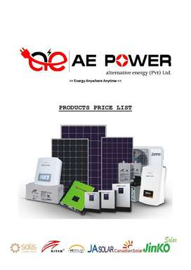 We Required Electrical Engineer for Solar Company
