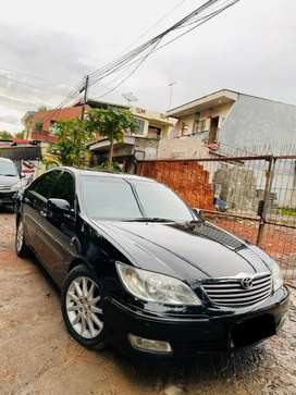 Toyota Camry V TypeTertinggi LowKM,Servis Record, Bs TT Altis Accord