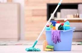 Jasa bersih-bersih rumah
