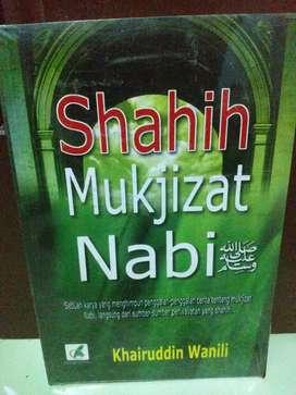 Buku Shahih Mukjizat Nabi Muhammad