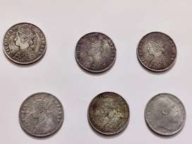 Selling antique old silver coin