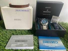 Jam tangan SEIKO PROSPEX TURTLE BLUE LAGOON SRPB11K1 LIMITED EDITION