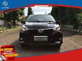 Toyota Calya 1.2 G M/T 2019 HITAM