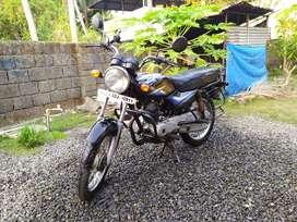 CT 100 neet vehicle for urgent sale ct100