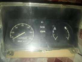 Suzuki pickup speed o meter