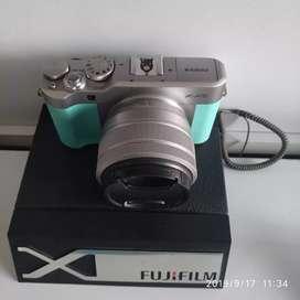 Camera sony fuji film X-A5