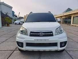 Daihatsu Terios TX Adventure a/t 2011 Putih
