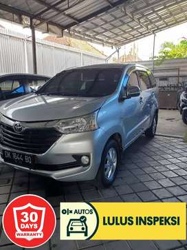 [Lulus Inspeksi] Avanza G Automatic 2017 asli Bali