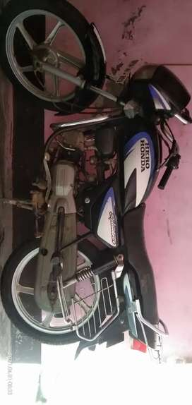 Good condition and new tyer