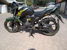 Yamaha Fz-s solid gear Sp
