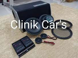 Paket Subwoofer + Speaker 2way yg paling BestSeller ^^