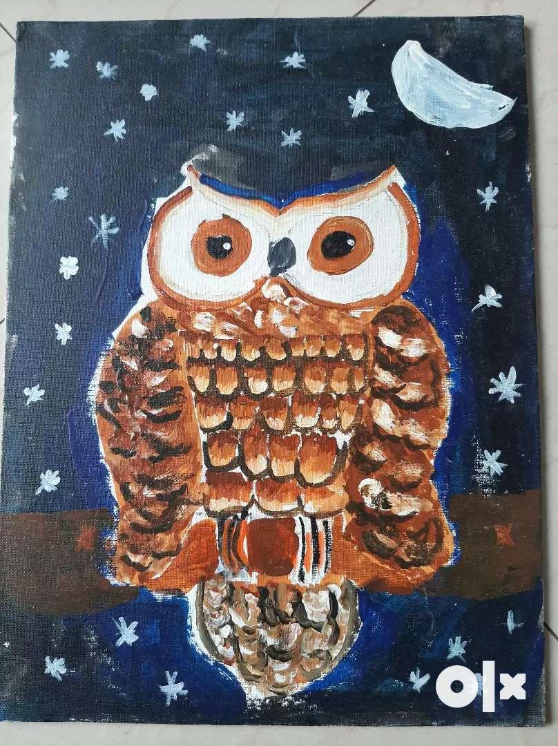 Handmade Canvas Painting 0