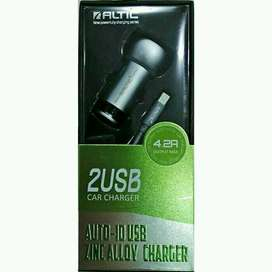 Car Charger Altic C401 4.2A 21W