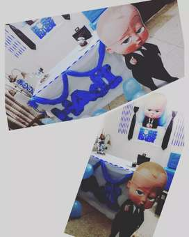Birthday Party Theme The Boss Baby Rs. 2800