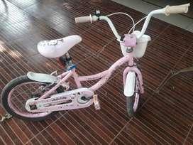 Jual Sepeda Anak Polygon Hello Kitty