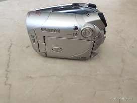 Canon DC 100 DVD camcorder