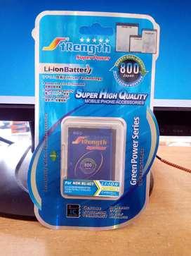 Nokia BL-4CT baterai strength