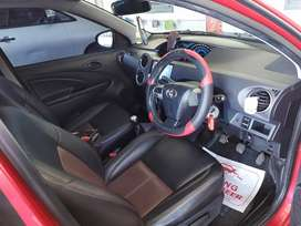 Toyota etios valco tipe G 2017
