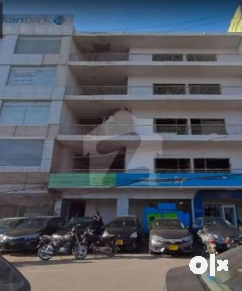 Kottayam Ettumanoor Road 10000 Sqft Building 4.65 Cr
