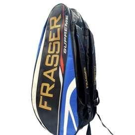 tas raket badminton frasser tripoli biru