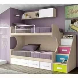 new triple bed