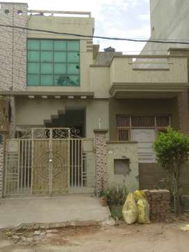 140 YARD SIMPLEX HOUSE ONLY 60 LAC (OPP - MEDICAL COLLEGE GARH ROAD)