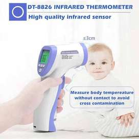 Infrared Digital Suhu Badan Termometer