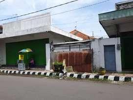 Rumah toko gudang jl sriwijaya kediri not patimura dhoho