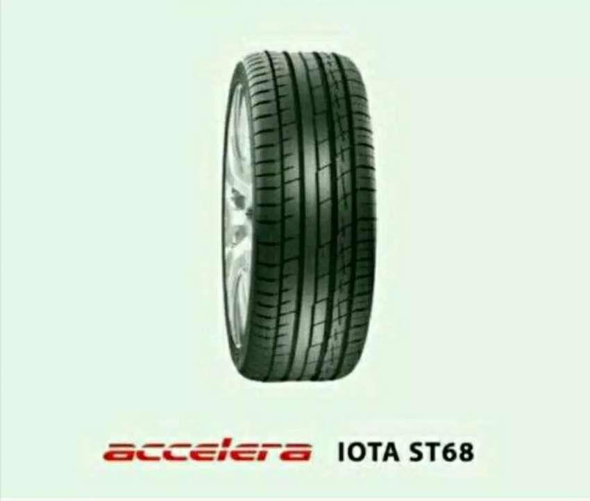 Ban accelera iota st68 ukuran 235/60 ring18 0
