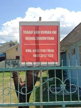 Dijual Tanah dan Bangunan